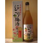 梅太夫(すりつぶし果肉入り梅酒)720ml