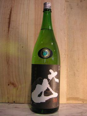 大山 特別純米酒 1・8L/加藤嘉八郎酒造