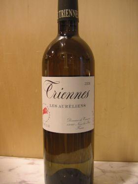 レゾーレリアン・ブランVDPバール/ドメーヌ・トリエンヌ(Vin de Pays du Var Les Aurelienes Blanc / Domaine de Triennes)