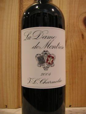 ラ・ダーム・ド・モンローズ2008[ La Dame de Montrose 2008 ]