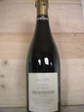 シャンパーニュ・キュベ737 ブリュット NV/ジャクソン [ Champagne Cuvee No737 NV / Jacquesson ]