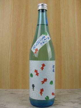 池亀 【夏限定品】さわやか夏の純米酒(夏純)1.8L