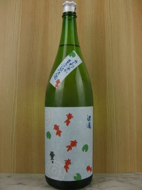 池亀 さわやか夏の純米酒(夏純)1.8L