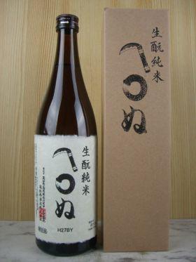 司牡丹 山廃純米「かまわぬ」720ml
