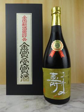 三井の寿 大吟醸 生酒 720ml(全国新酒鑑評会金賞受賞酒) / みいの寿