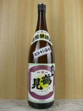 鶴見「白濁無濾過 鶴見」 1.8L / 大石酒造