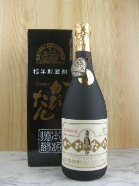 かぴたん10年(麦)720ml 35度 / 福田酒造
