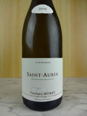 サントーバン 2018 / トマ・モレ [ Saint Aubin / Thomas Morey ]
