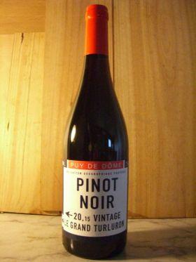 ル・ピノ・ノワール / ラ・カーヴ・ド・サン・ヴェルニ [ Le Pinot Noir / La Cave de Saint Verny ]