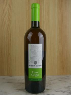 ピノ・グリージョ・DOC・フリウリ・コッリ・オリエンターリ / アジェンダ・アグリコーラ・マリーナ・ダニエリ [ Pinot Grigio DOC Friuli Colli Orientali / Azienda Agricola Marina Danieli ]
