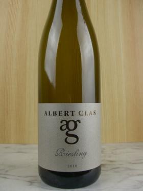 リースリング トロッケン / アルベルト・グラス [ Riesling Trocken / Albert Glas ]