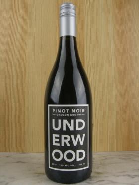 アンダーウッド ピノノワール / ユニオン・ワイン・カンパニー [ Under Wood Pinot Noir / Union Wine Company ]