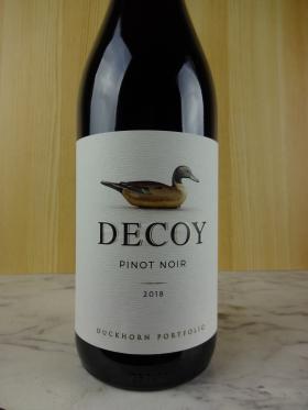 デコイ ピノノワール / ダッグホーン・ワイン・カンパニー [ Decoy Pinot Noir / Duckhorn Wine Company ]