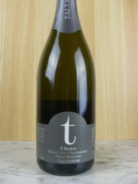 """タルターニ Tシリーズ スパークリング 750ml [ TALTARNI""""T""""Serise Chardonnay Pinot Noir Pinot Meunier Traditional Method ]"""