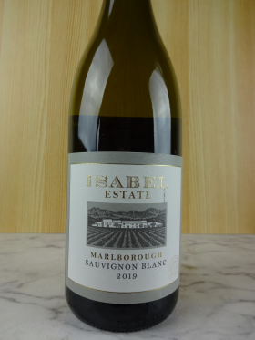 マールボロ・ソーヴィニヨンブラン / イザベル・エステート・ヴァンヤード [ Marlborough Sauvignon Blanc / ISABEL Estate Vineyard ]