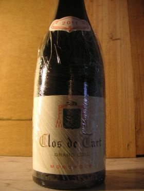 クロ・ド・タール グランクリュ 2011 / モメサン [ Clos De Tart Grand Cru 2011 / Mommessin ]