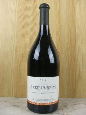 ショレ・レ・ボーヌ 2011 / ドメーヌ・トロ・ボー [ Chorey les Beaune / Tollot-Beaut ]