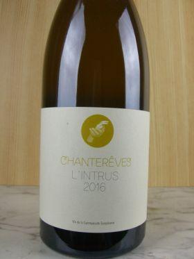 ラントル・ブラン ヴァン・ド・コミュノテ・ユーロピアン/シャントレーヴ [ L'Intrus Blanc Vin de la Communaute Europeenne / CHANTEREVES ]