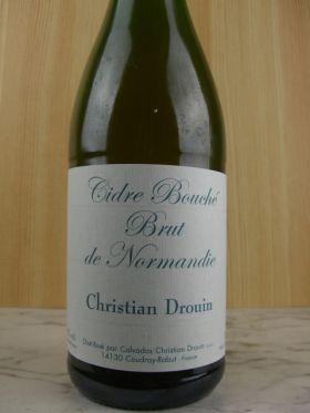 シードル・ブシェ・ブリュット・ド・ノルマンディ NV / クール・ド・リヨン(クリスチャン・ドルーアン) [ Cidre Bouche Brut de Normandie / Coeur de Lion(Christian Drouin) ]