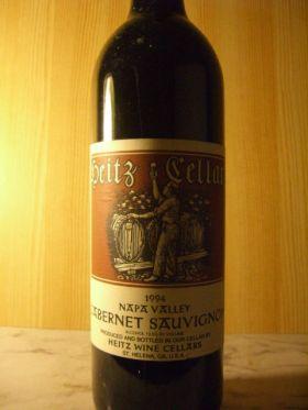 ハイツ・セラー カベルネソーヴィニヨン(Heitz Cellar Cabernet Sauvignon) 1994