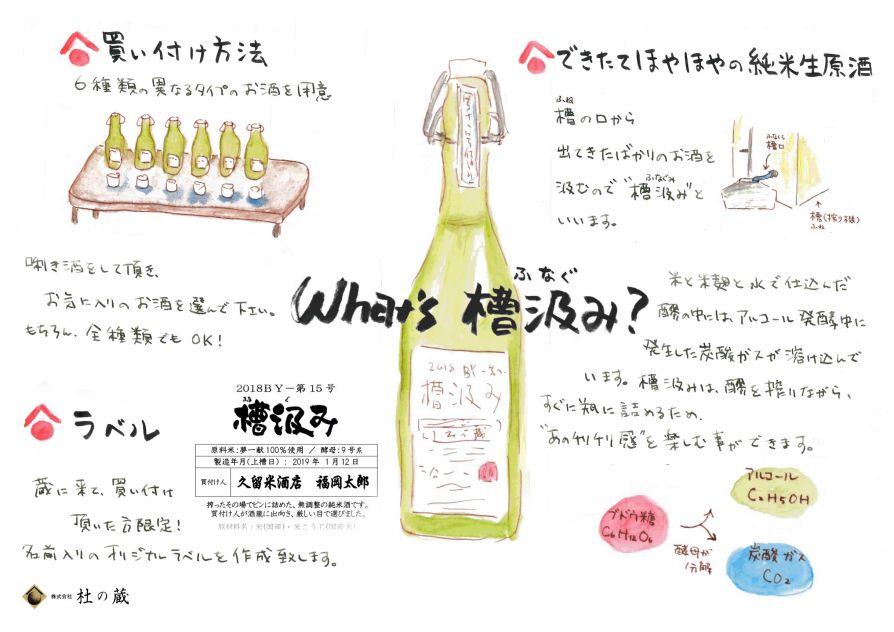 what's槽汲み(ふなぐみ)